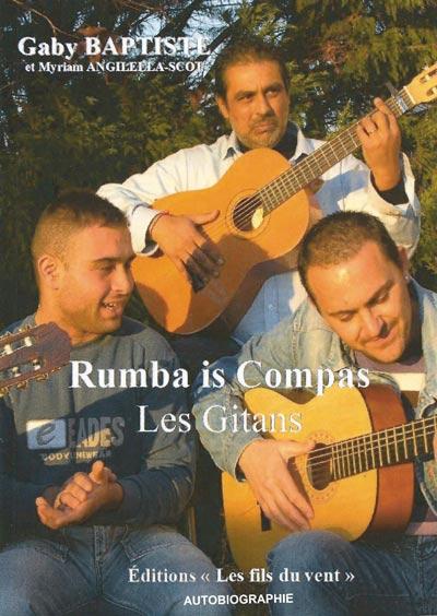 couverture du livre rumba is compas les gitans